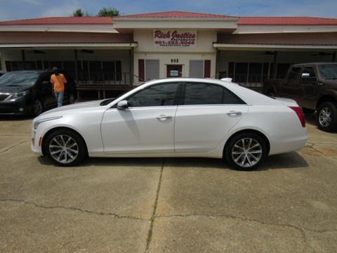2016 Cadillac CTS for sale in Meridian, MS