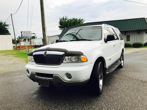 2001 Lincoln Navigator for sale in Norfolk, VA