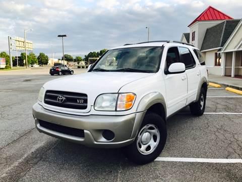 2004 Toyota Sequoia for sale in Norfolk, VA