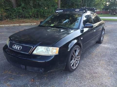 2000 Audi A6 for sale in Norfolk, VA