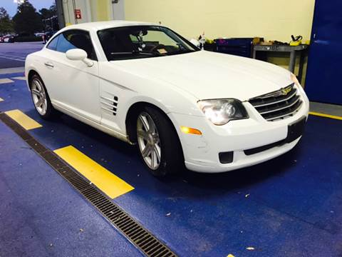 2004 Chrysler Crossfire for sale in Norfolk, VA