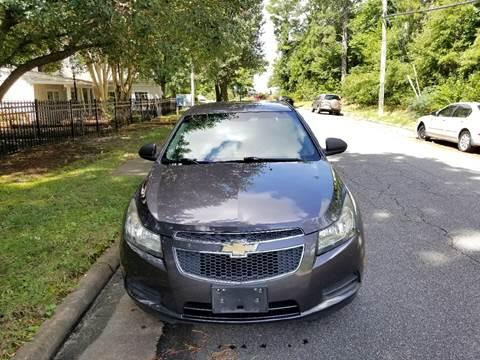 2011 Chevrolet Cruze for sale in Norfolk, VA