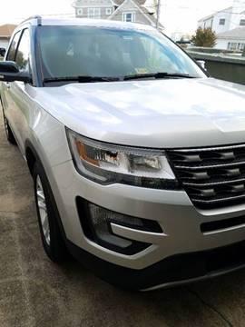 2017 Ford Explorer for sale at Carpro Auto Sales in Chesapeake VA