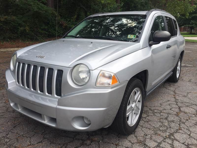 2007 Jeep Compass For Sale At Carpro Auto Sales In Norfolk VA