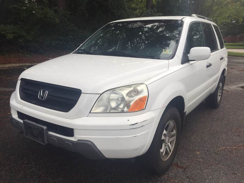 2003 Honda Pilot For Sale At Carpro Auto Sales In Norfolk VA