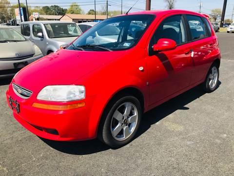 2008 Chevrolet Aveo for sale at Carpro Auto Sales in Chesapeake VA