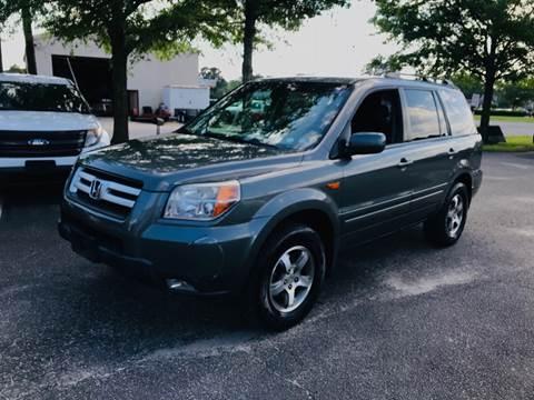 2008 Honda Pilot for sale at Carpro Auto Sales in Chesapeake VA
