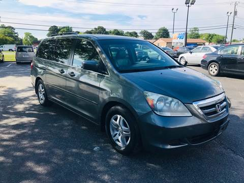 2007 Honda Odyssey for sale in Chesapeake, VA