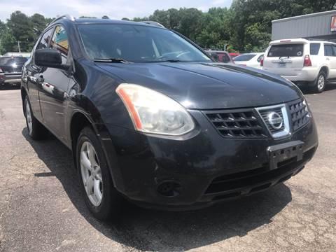2009 Nissan Rogue for sale at Carpro Auto Sales in Chesapeake VA