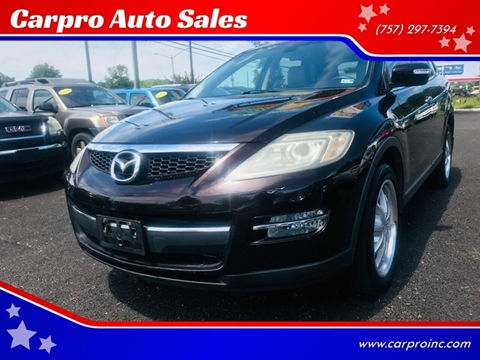 2007 Mazda CX-9 for sale at Carpro Auto Sales in Chesapeake VA