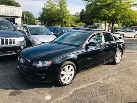 2011 Audi A4 for sale at Carpro Auto Sales in Chesapeake VA