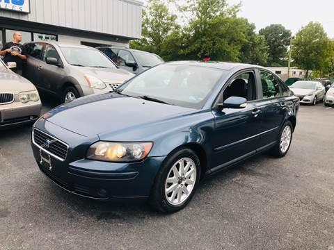 2006 Volvo S40 for sale at Carpro Auto Sales in Chesapeake VA