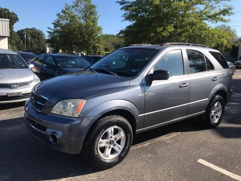 2004 Kia Sorento for sale at Carpro Auto Sales in Chesapeake VA