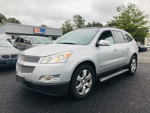 2009 Chevrolet Traverse for sale at Carpro Auto Sales in Chesapeake VA