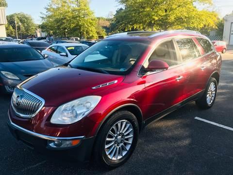 2008 Buick Enclave for sale at Carpro Auto Sales in Chesapeake VA