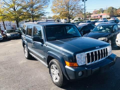 2008 Jeep Commander for sale in Chesapeake, VA