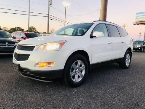 2012 Chevrolet Traverse for sale at Carpro Auto Sales in Chesapeake VA