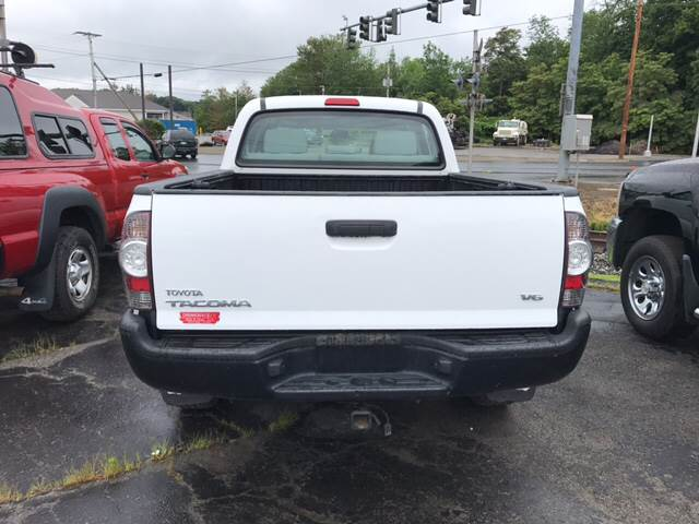 2011 Toyota Tacoma for sale at DRINKWATER'S AUTO SALES & SERVICE in Milford ME