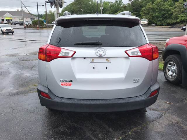 2014 Toyota RAV4 for sale at DRINKWATER'S AUTO SALES & SERVICE in Milford ME
