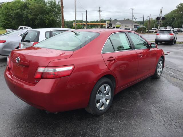 2007 Toyota Camry for sale at DRINKWATER'S AUTO SALES & SERVICE in Milford ME