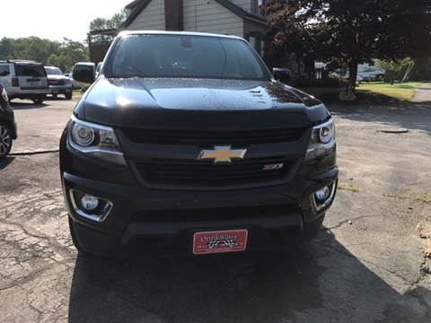 2015 Chevrolet Colorado for sale at DRINKWATER'S AUTO SALES & SERVICE in Milford ME