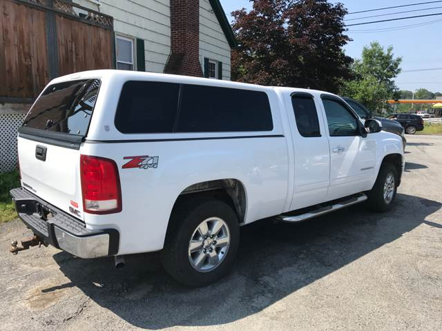 2009 GMC Sierra 1500 for sale at DRINKWATER'S AUTO SALES & SERVICE in Milford ME