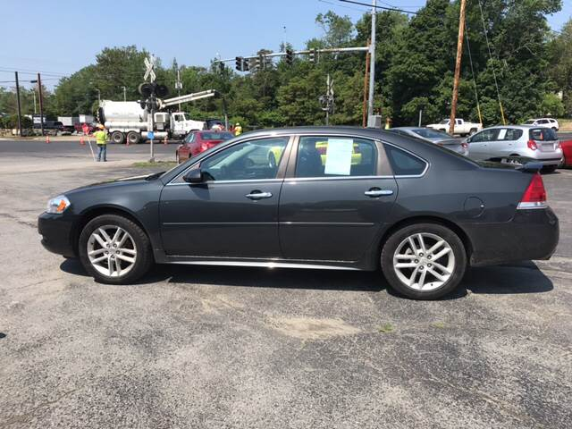 2013 Chevrolet Impala for sale at DRINKWATER'S AUTO SALES & SERVICE in Milford ME