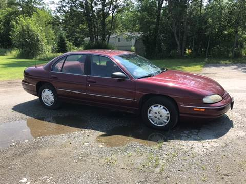 1999 Chevrolet Lumina for sale at DRINKWATER'S AUTO SALES & SERVICE in Milford ME