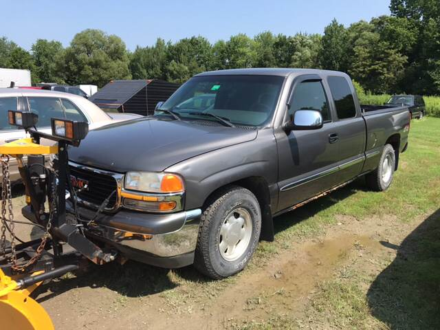 2000 GMC Sierra 1500 for sale at DRINKWATER'S AUTO SALES & SERVICE in Milford ME