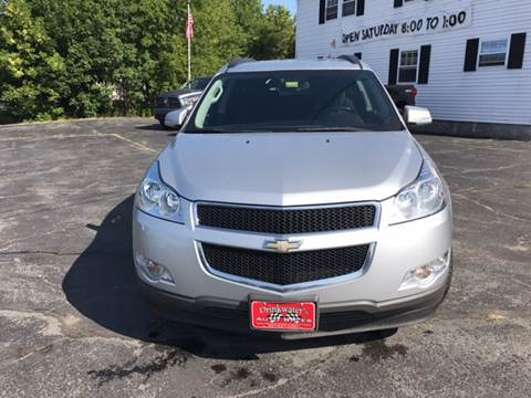 chevrolet traverse for sale in maine. Black Bedroom Furniture Sets. Home Design Ideas