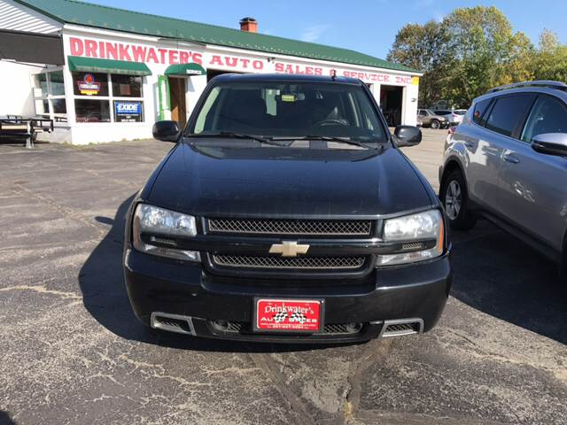 2007 Chevrolet TrailBlazer for sale at DRINKWATER'S AUTO SALES & SERVICE in Milford ME