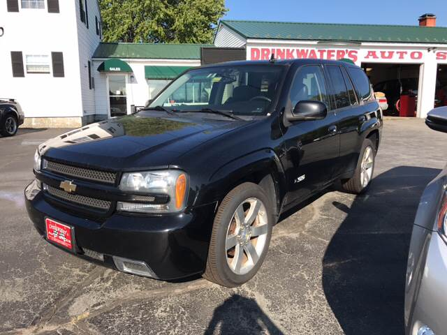 2007 chevrolet trailblazer ss in milford me drinkwaters auto 2007 chevrolet trailblazer for sale at drinkwaters auto sales service in milford me mozeypictures Image collections