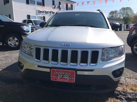2011 Jeep Compass for sale in Milford, ME