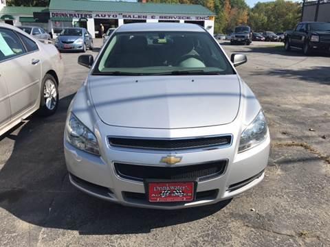 2012 Chevrolet Malibu for sale in Milford, ME