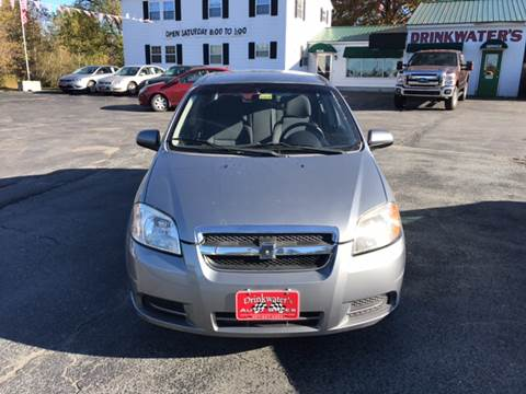 2009 Chevrolet Aveo for sale in Milford, ME