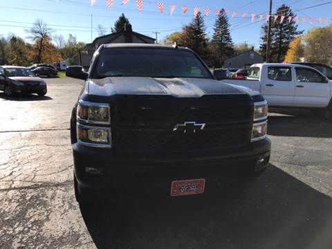 2015 Chevrolet Silverado 1500 for sale in Milford, ME