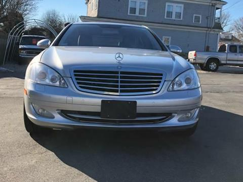 2008 Mercedes-Benz S-Class for sale in Dartmouth, MA
