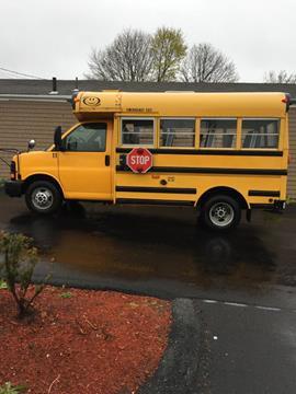 2007 GMC Savana Passenger for sale in Dartmouth, MA