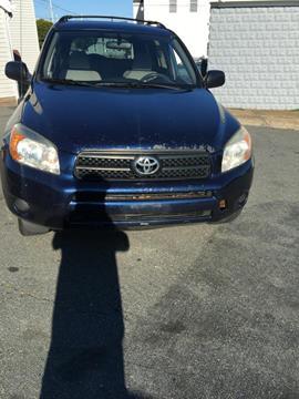 2006 Toyota RAV4 for sale in Dartmouth MA