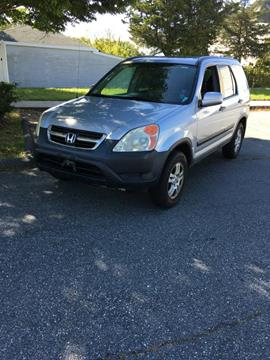2004 Honda CR-V for sale in Dartmouth MA