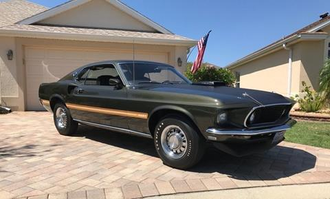 1969 Ford Mustang for sale in Leesburg, FL