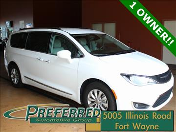 2017 Chrysler Pacifica for sale in Fort Wayne, IN