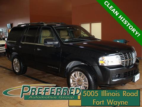 2011 Lincoln Navigator for sale in Fort Wayne, IN