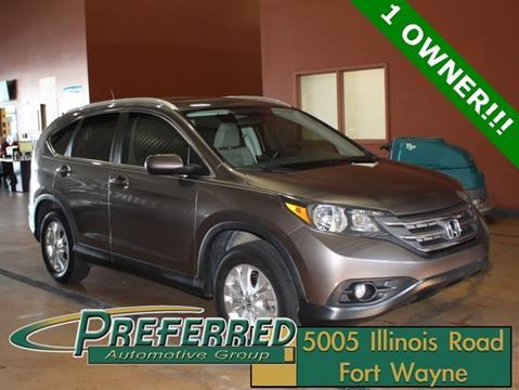 2013 Honda CR-V for sale in Fort Wayne, IN