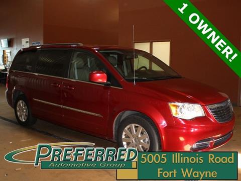 Chrysler Town And Country For Sale In Fort Wayne In