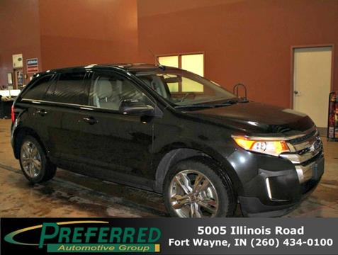 Ford Edge For Sale In Fort Wayne In