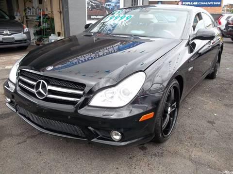 2009 Mercedes-Benz CLS for sale in Newark, NJ