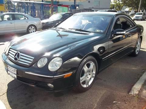 2004 Mercedes-Benz CL-Class for sale in Newark, NJ