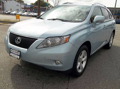 2010 Lexus RX 350 for sale in Newark, NJ
