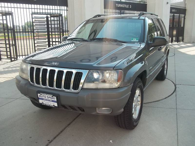 2002 Jeep Grand Cherokee For Sale At Autosports Unlimited In Newark NJ